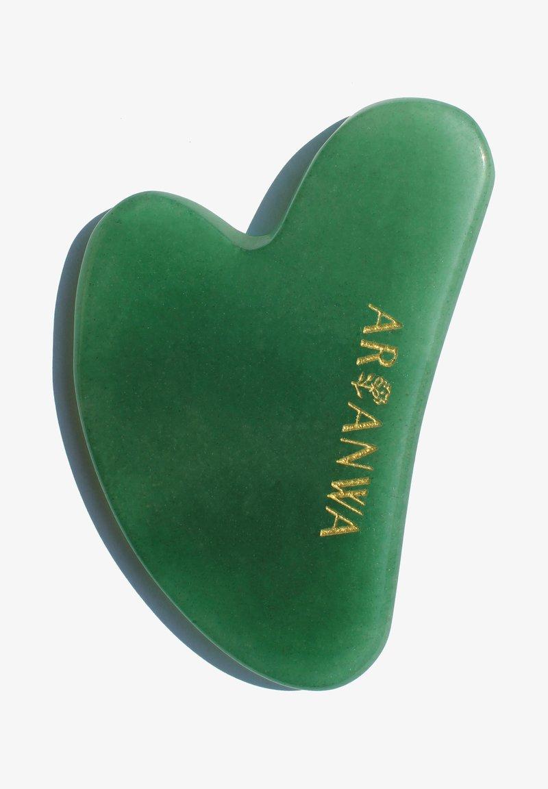 ARI ANWA Skincare - GUA SHA AVENTURINE - Skincare tool - aventurine