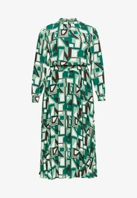 Sheego - Maxi dress - green - 4