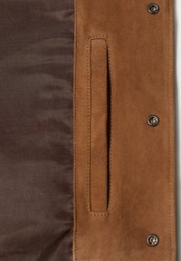 Mango - BONE-I - Leather jacket - beige - 7
