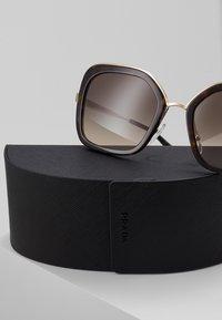 Prada - Sunglasses - havana - 3