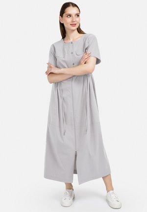 Maxi dress - hellgrau
