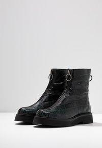 MJUS - Platform ankle boots - lichene - 4
