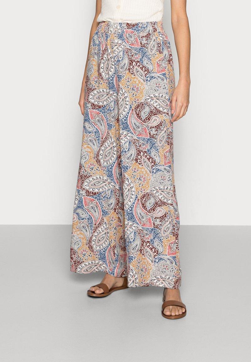 Esprit - FLOATY - Pantaloni - light beige