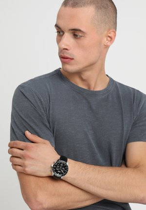 TROPHY - Chronograph watch - schwarz