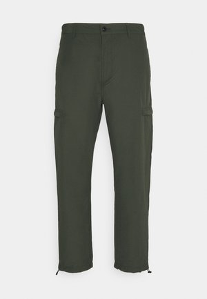 FRANCE PANT  - Cargo trousers - army green