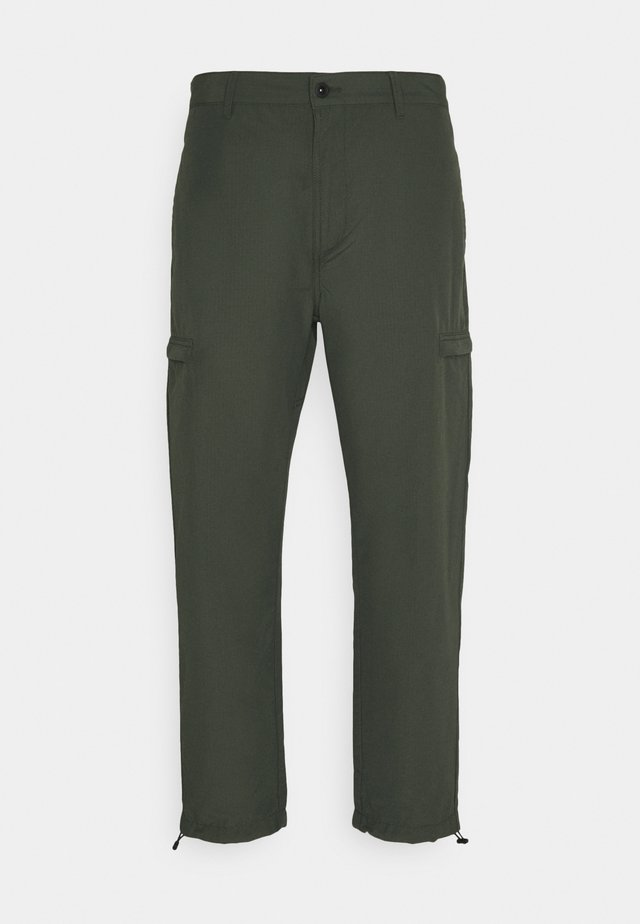 FRANCE PANT  - Pantalon cargo - army green