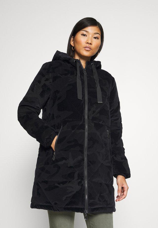 PADDED OLYA - Classic coat - black