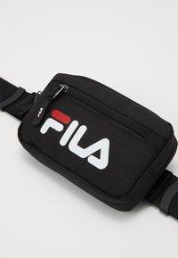 Fila - SPORTY BELT BAG - Bum bag - black - 2