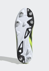 adidas Performance - X GHOSTED.3 SG FUTBALLSCHUH - Moulded stud football boots - yellow - 4