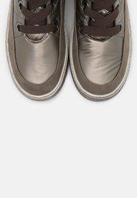 TOM TAILOR - Winter boots - mud - 5