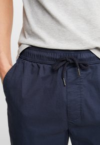 Solid - TRUC CROPPED - Trousers - dark blue - 3