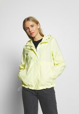PAPERTOUCH WINDBREAKER - Windbreaker - daffodil yellow