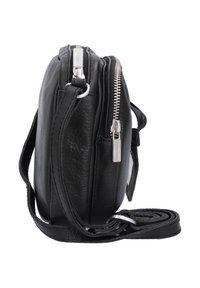 Cowboysbag - DURBAN - Across body bag - black - 3