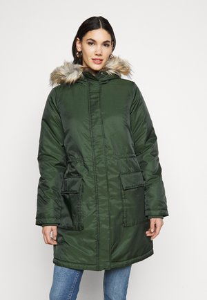 PCBETH JACKET  - Parka - duffel bag