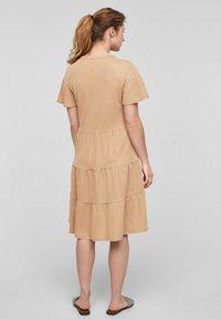 s.Oliver - Day dress - beige - 2