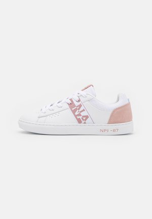 WILLOW - Trainers - white/pink
