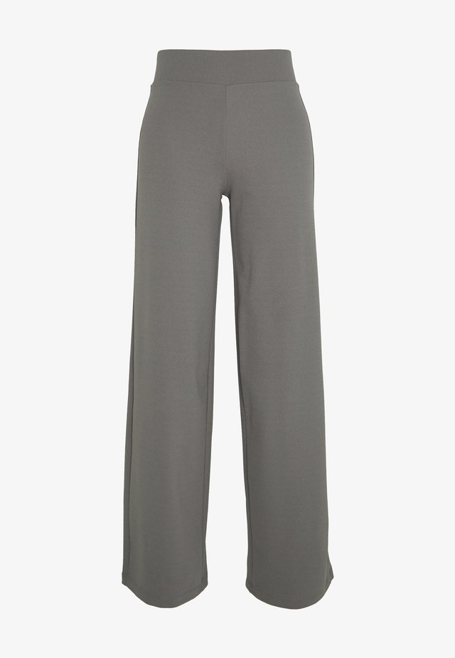JENNER TROUSERS - Stoffhose - castor grey