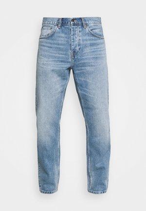 NEWEL PANT MAITLAND - Džíny Relaxed Fit - blue worn bleached