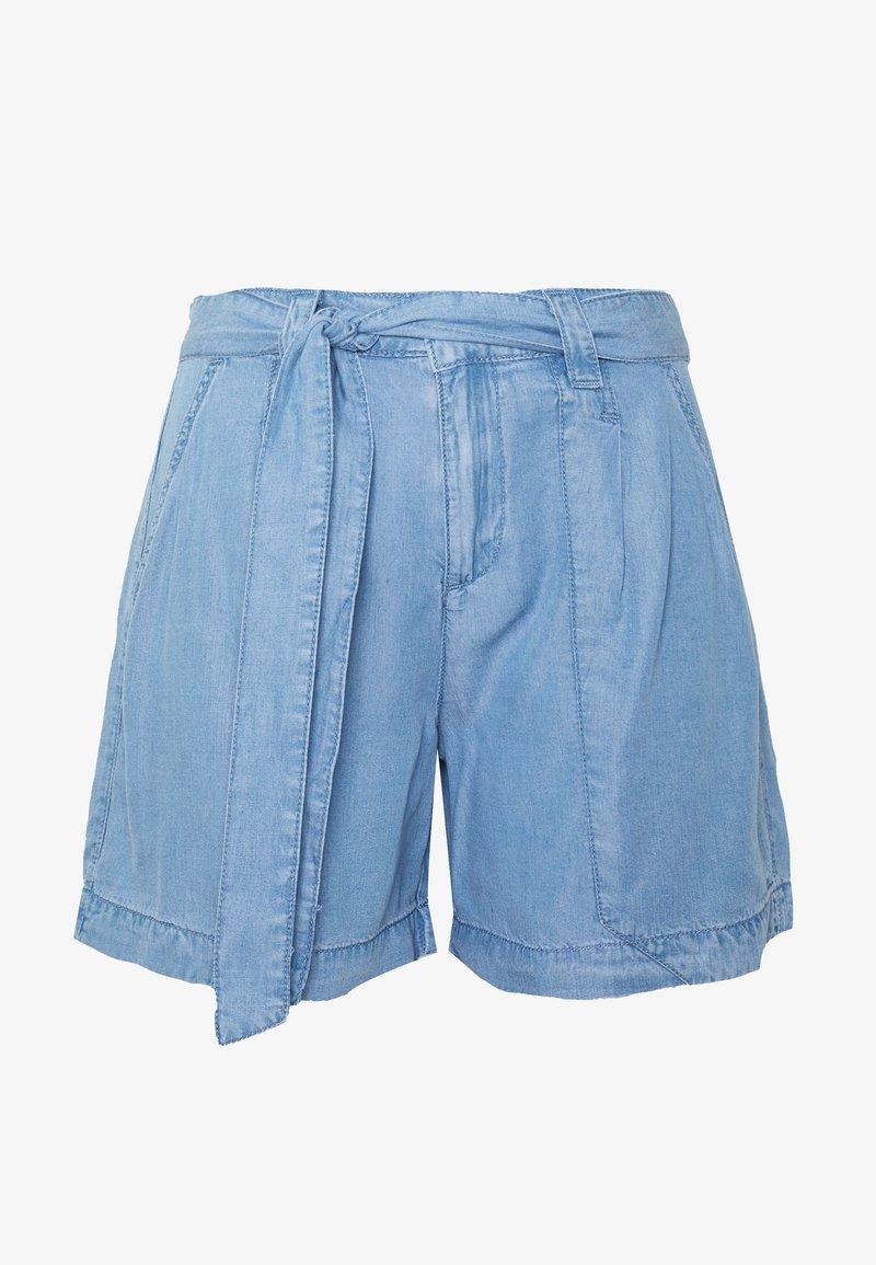 Dranella - DRJARA FASHION FIT  - Shorts - light-blue denim
