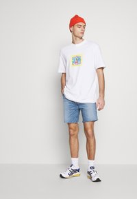 Levi's® - 501 93 SHORTS - Denim shorts -  blue denim - 1