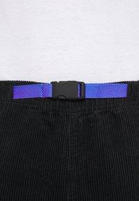 Converse - TRAIL PANT - Pantalones - black - 4