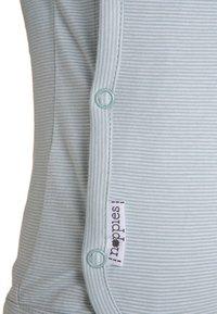 Noppies - SOLY - Pitkähihainen paita - grey mint - 2