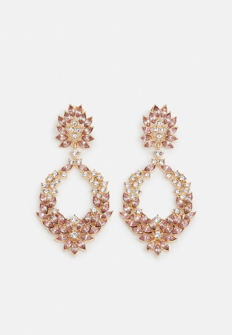 Pieces - PCJOSEFINE EARRINGS - Øredobber - gold color