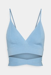 4th & Reckless - REBEKAH BRALET - Top - blue - 0