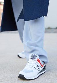 New Balance - Zapatillas - white - 5