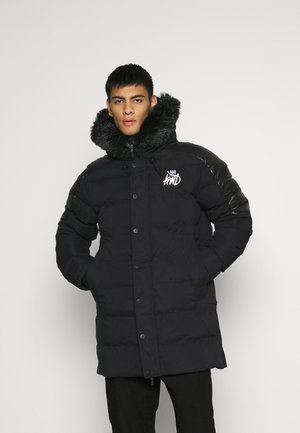 HUNTON PUFFER  - Winterjas - black