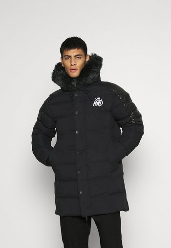 HUNTON PUFFER  - Winter coat - black