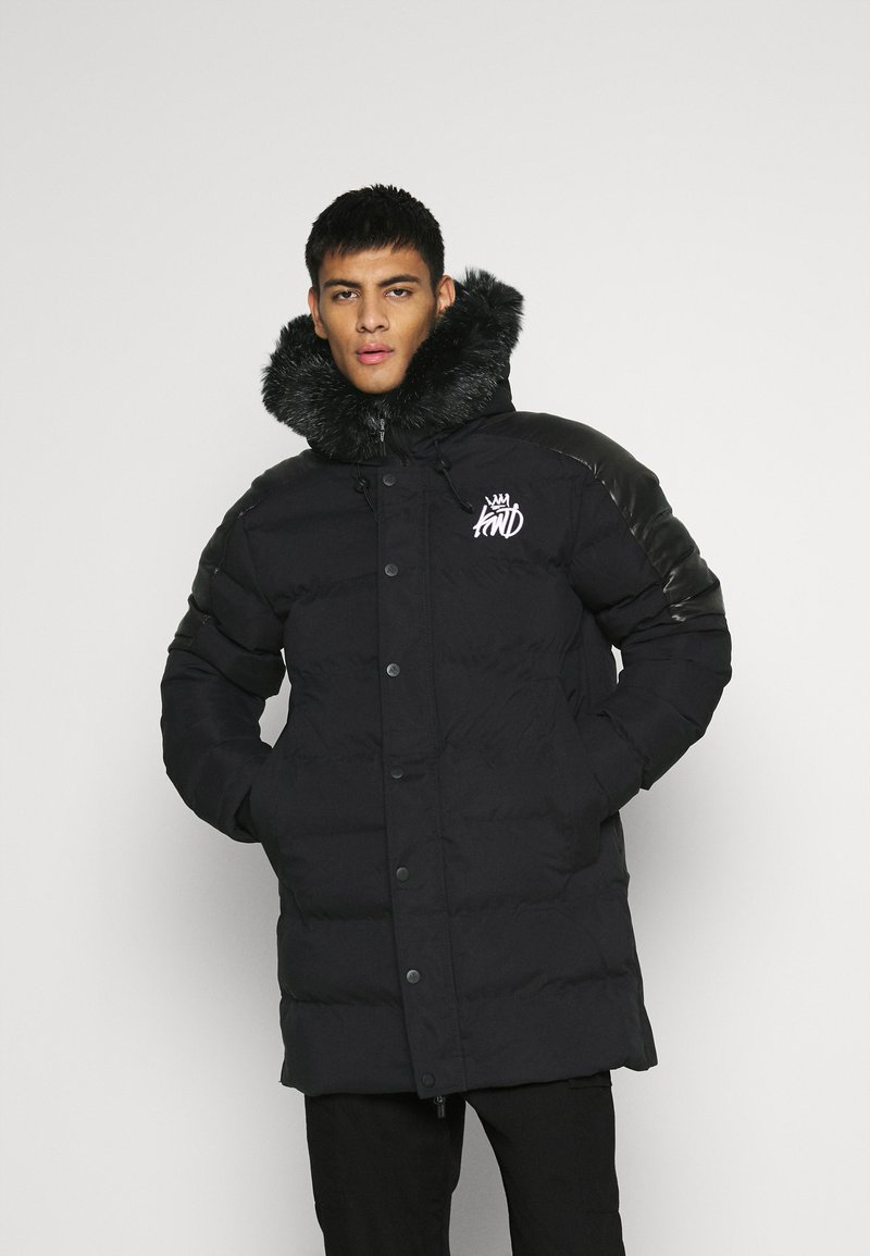 Kings Will Dream - HUNTON PUFFER  - Winter coat - black