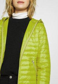 Opus - HOWIE - Lehká bunda - green leaf - 4