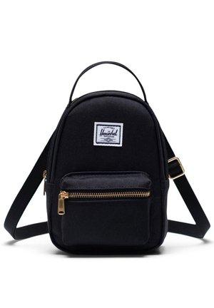 CLASSIC CROSSBODY NOVA RUCKSACK - Across body bag - black