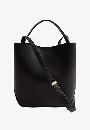 MINIMALISTE - Across body bag - noir