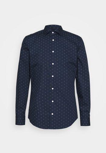 SLIM SPREAD KENT - Skjorte - dunkelblau