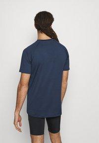 POC - REFORM ENDURO TEE - T-Shirt print - turmaline navy - 2