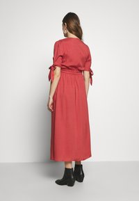 Glamorous Bloom - DRESS - Sukienka letnia - faded red - 2