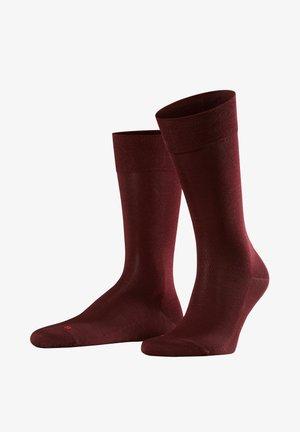 SENSITIVE MALAGA - Socks - barolo (8596)