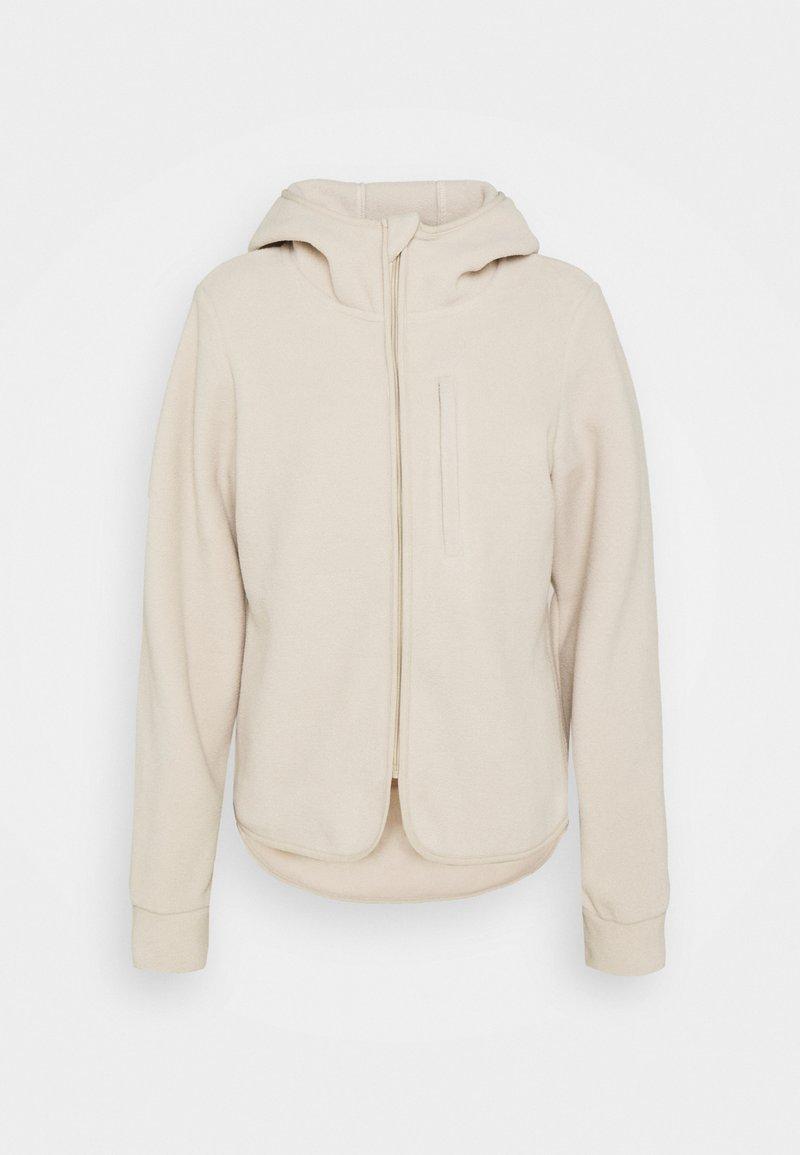 Even&Odd active - Fleece jacket - beige