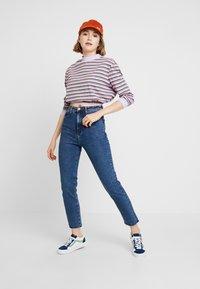 ZIGGY Denim - MEET MY MUM STRETCH - Relaxed fit jeans - dark blue eyes - 1
