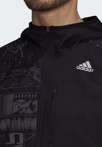 adidas Performance - OWN THE RUN REFLECTIVE JACKET - Training jacket - black - 5