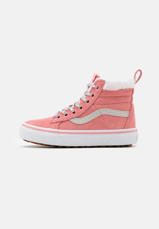 SK8 MTE - High-top trainers - lamingo pink/holographic