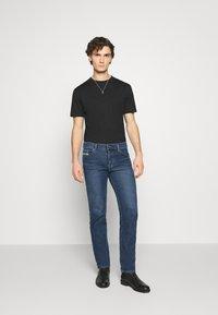 Diesel - D-MIHTRY - Straight leg jeans - blue denim - 1