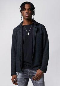 Tigha - EAMES - Blazer jacket - black - 0