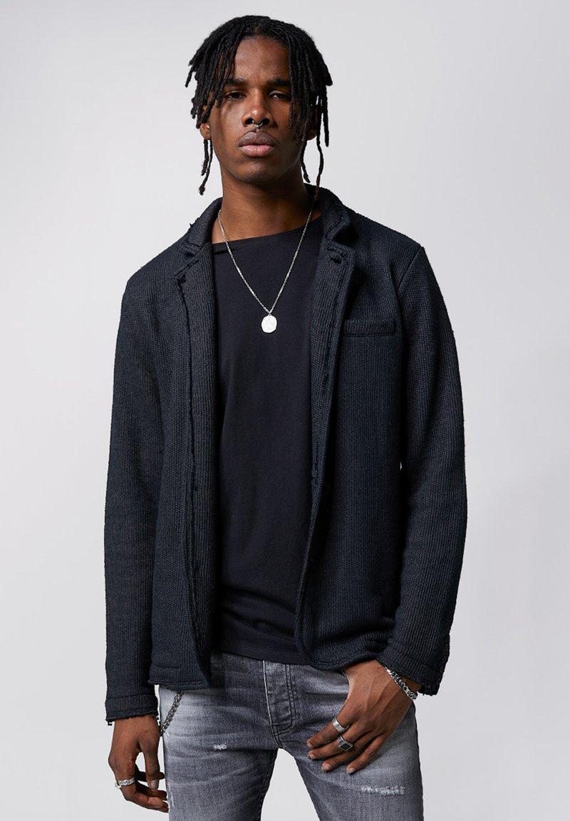 Tigha - EAMES - Blazer jacket - black