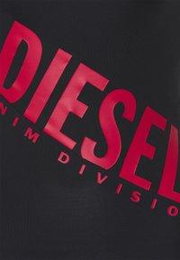Diesel - UFBY-JANE-R - Body - black/red - 5