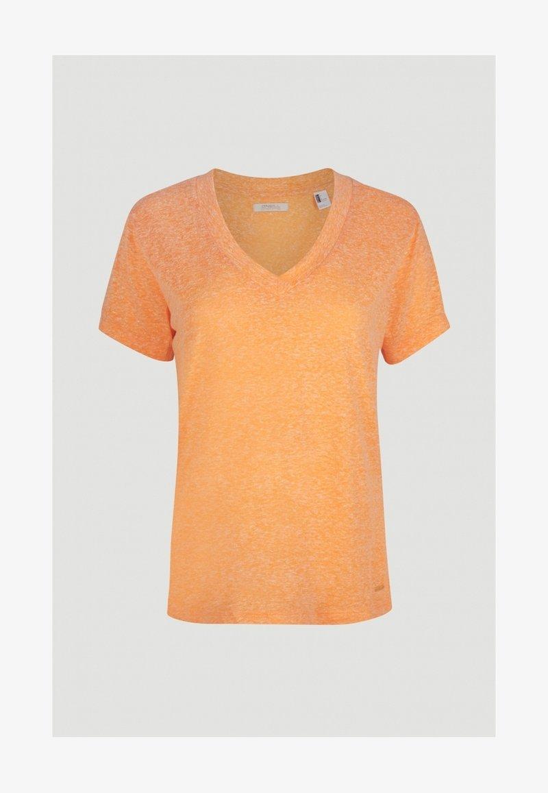O'Neill - Basic T-shirt - blazing orange