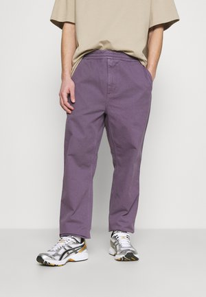 CARSON PANT MORAGA - Spodnie materiałowe - provence stone washed