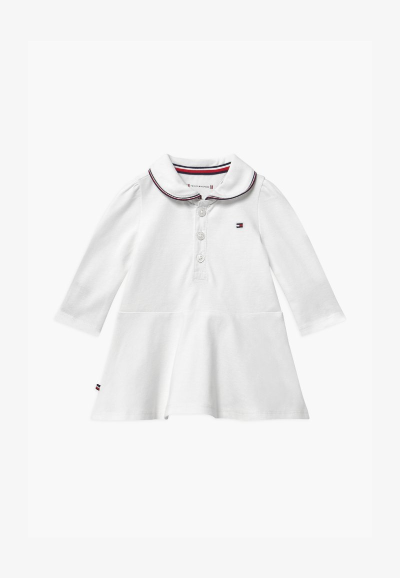 Tommy Hilfiger - BABY - Robe d'été - white